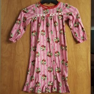 Minnie Mouse Winter Nightgown